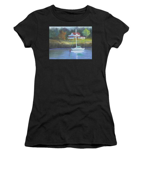 Safe Harbor Women's T-Shirt (Athletic Fit)