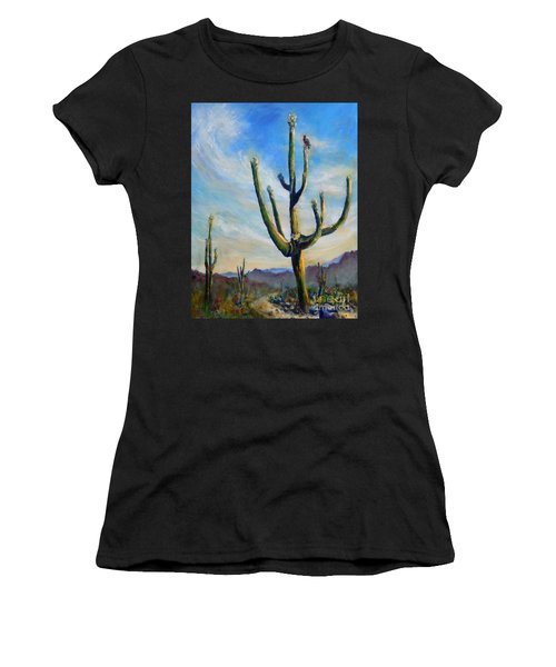 Saguaro Cacti Women's T-Shirt