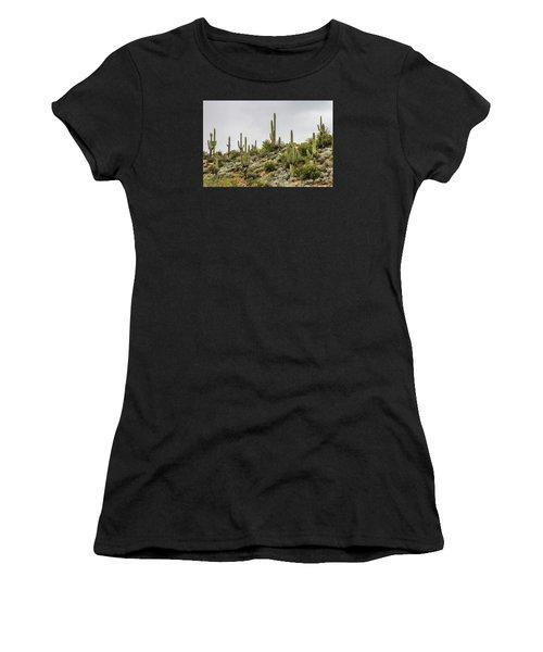 Saguaro Cactus  Women's T-Shirt