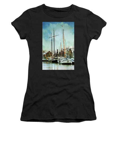 Sailboats Women's T-Shirt