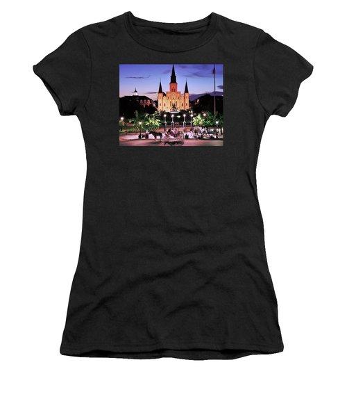 Saint Louis Cathedral New Orleans Women's T-Shirt