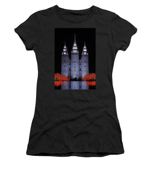 Salt Lake Christmas Women's T-Shirt