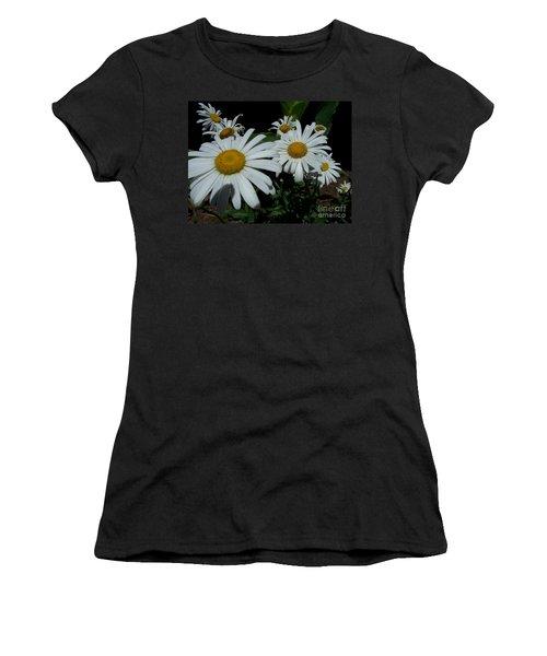 Salute The Sun Women's T-Shirt (Junior Cut) by Marilyn Zalatan