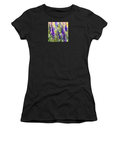 Salvia Sway Women's T-Shirt (Athletic Fit)