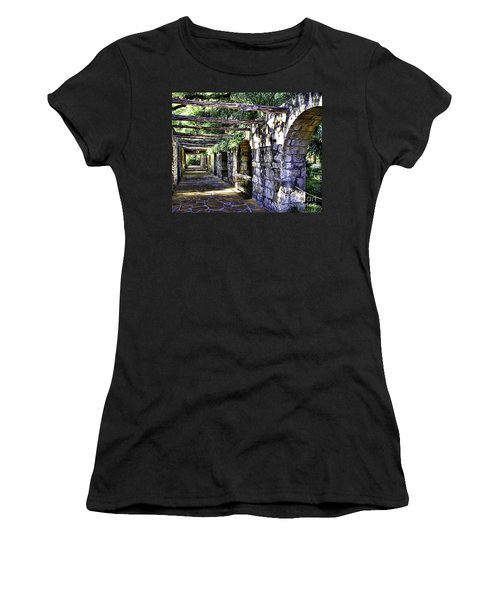 San Antonio C Women's T-Shirt (Athletic Fit)