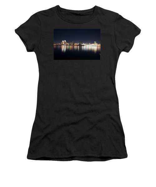 San Diego Ca Women's T-Shirt (Athletic Fit)