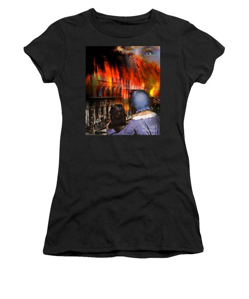 San Francisco Fire Women's T-Shirt