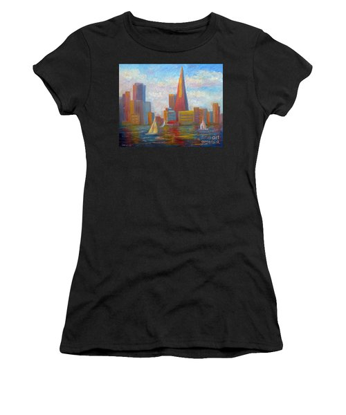 San Francisco Reflections Women's T-Shirt