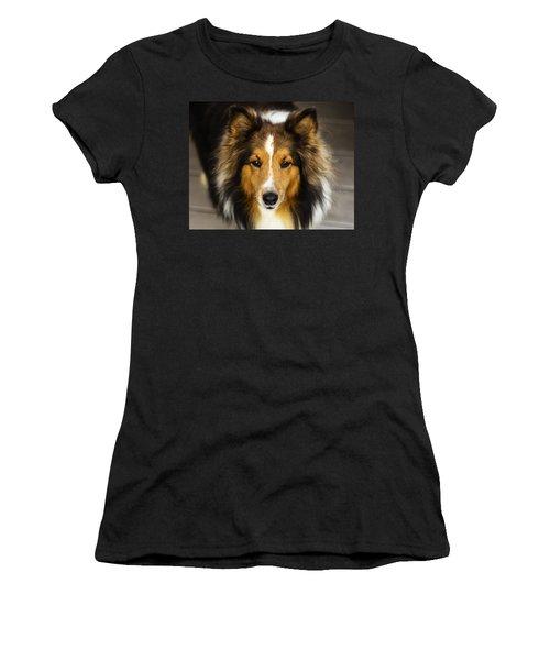 Sandy The Perfect Model Women's T-Shirt (Junior Cut)