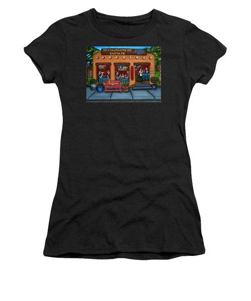 Santa Fe Restaurant Women's T-Shirt
