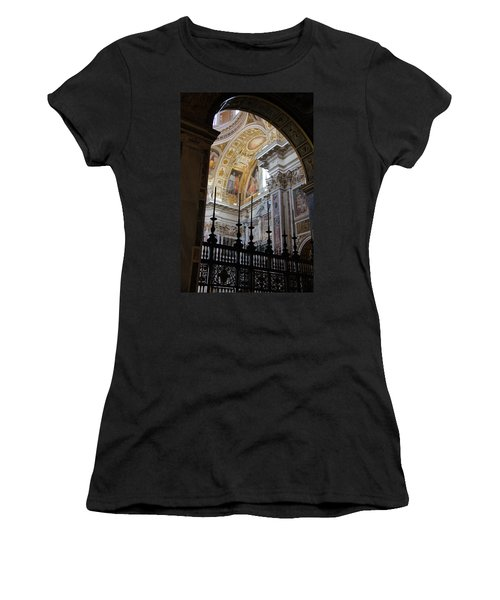 Santa Maria Maggiore Women's T-Shirt (Athletic Fit)