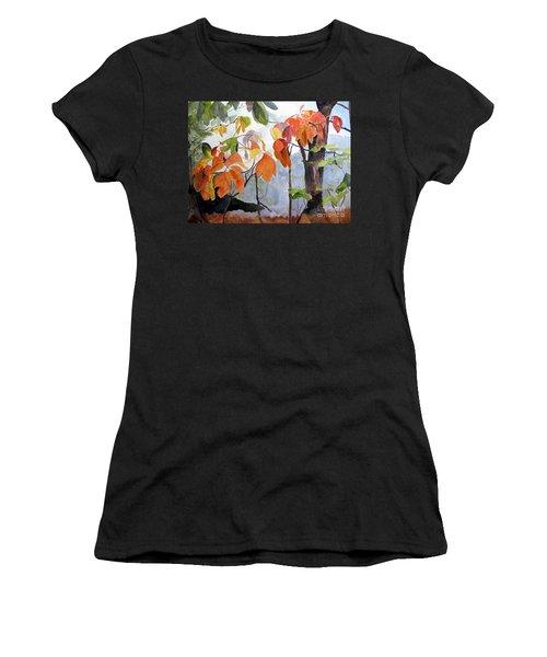 Sassafras Trees On The Ridge Women's T-Shirt