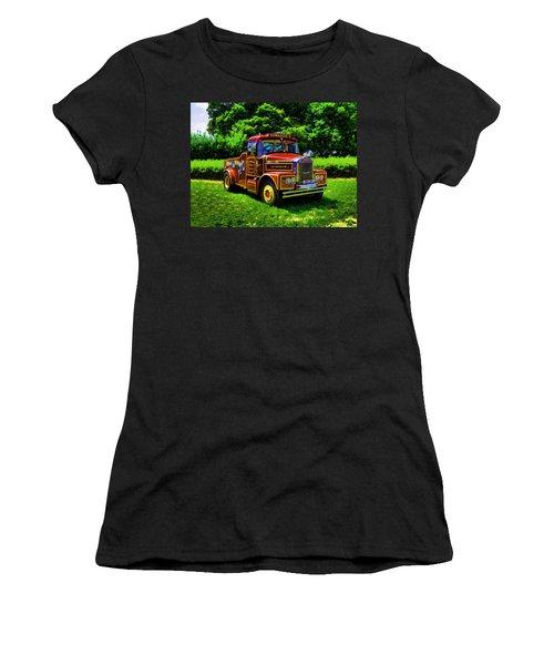 Scammell Highwayman - Color Women's T-Shirt