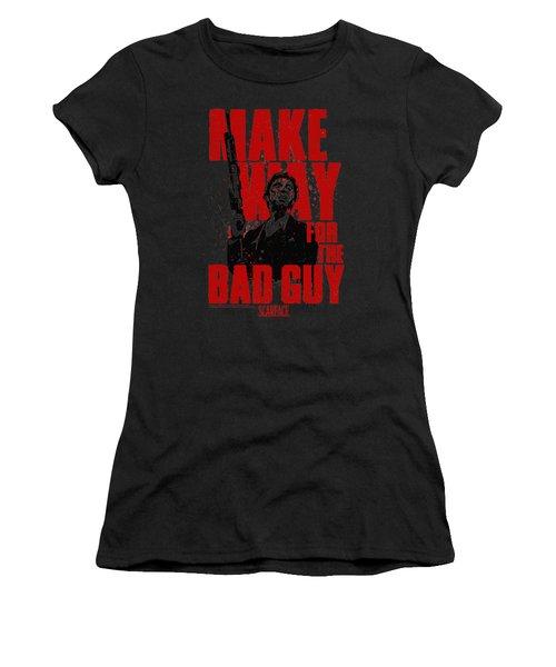 Scarface - Make Way Women's T-Shirt