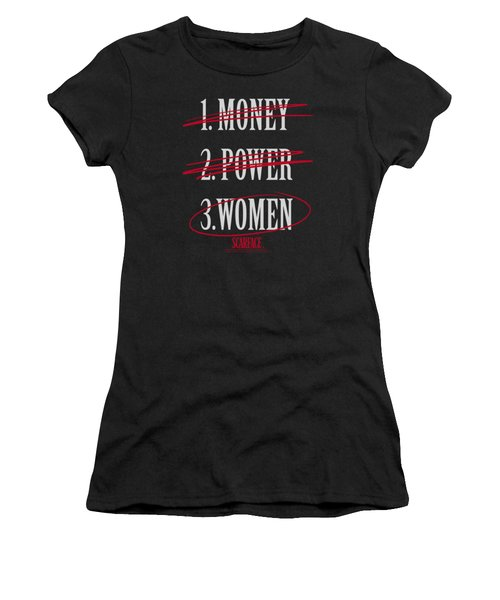 Scarface - Money Power Women Women's T-Shirt