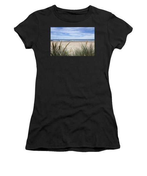 Scenic Oceanview Women's T-Shirt (Athletic Fit)