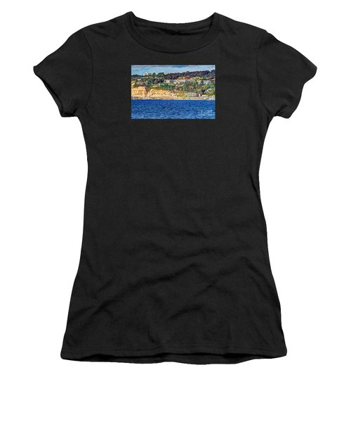 Scripps Institute Of Oceanography Women's T-Shirt (Athletic Fit)