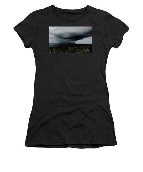 Sea Spout Women's T-Shirt (Athletic Fit)