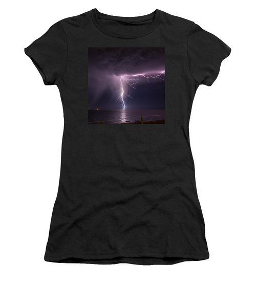 Sea Strike Women's T-Shirt (Athletic Fit)