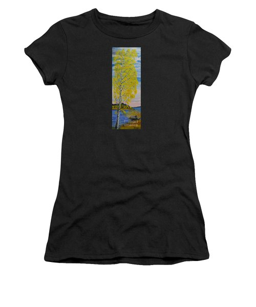Seascape From Baltic Sea Women's T-Shirt