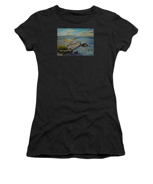 Seascape From Hamina 1 Women's T-Shirt