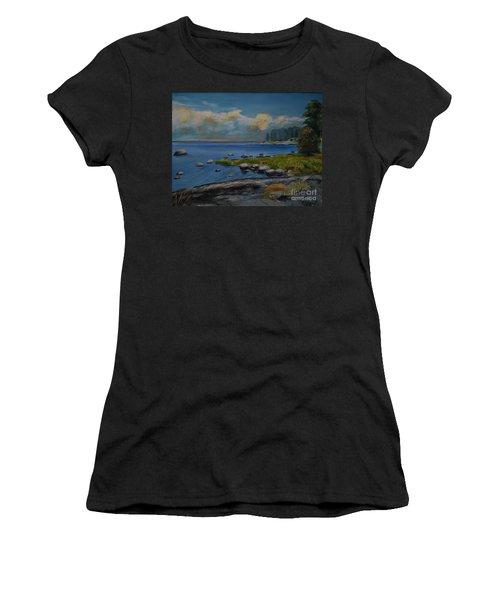 Seascape From Hamina 2 Women's T-Shirt