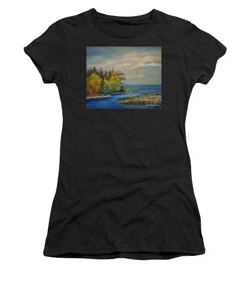 Seascape From Hamina 3 Women's T-Shirt