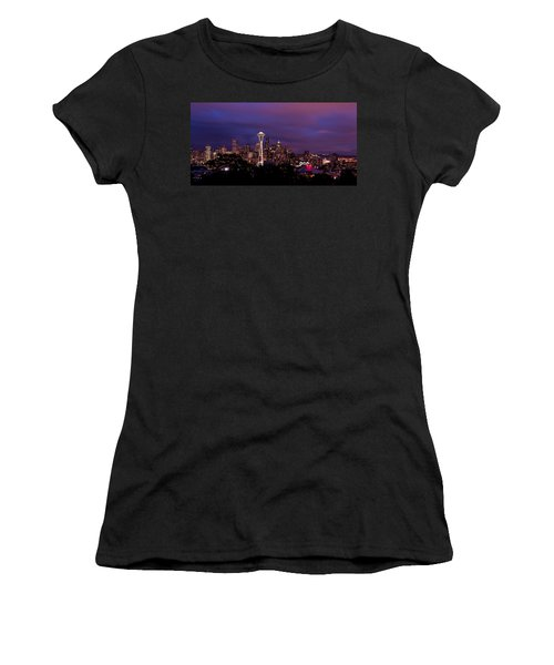 Seattle Night Women's T-Shirt