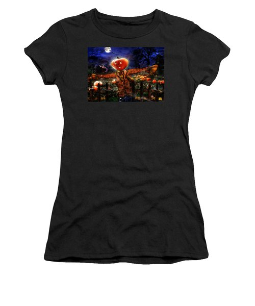 Secrets Of The Night Women's T-Shirt
