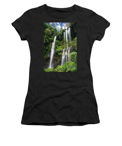 Sekumpul Waterfall Women's T-Shirt