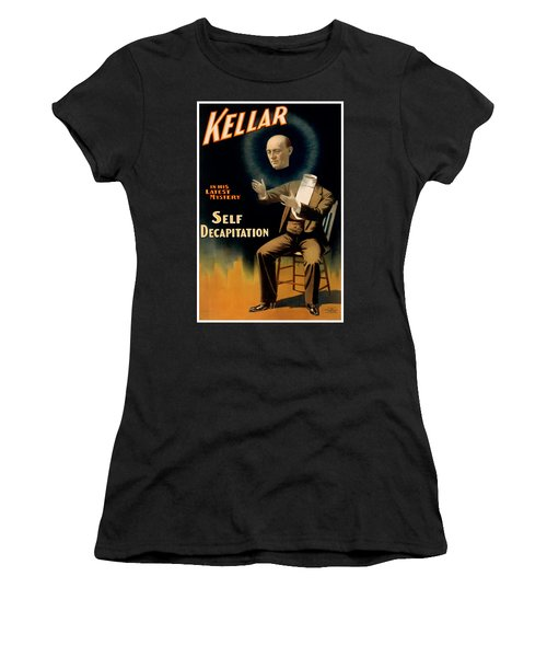 Self Decapitation Women's T-Shirt (Athletic Fit)