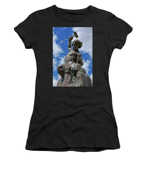 Self Made Man Women's T-Shirt