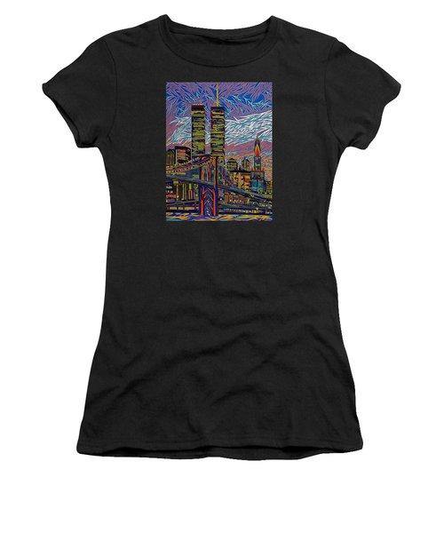 September 10th  Women's T-Shirt (Junior Cut) by Robert SORENSEN
