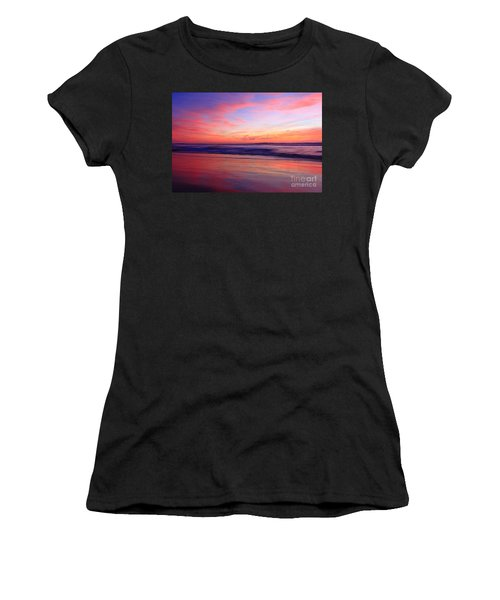 Serene Oceanside Glow Women's T-Shirt