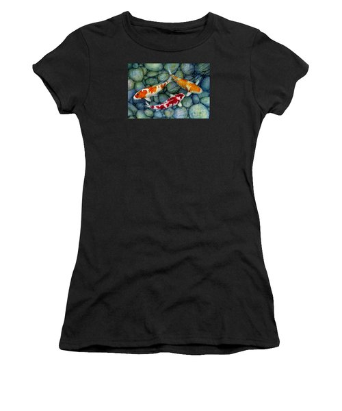 Serenity Koi Women's T-Shirt
