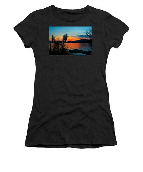 Serenity Orange Women's T-Shirt