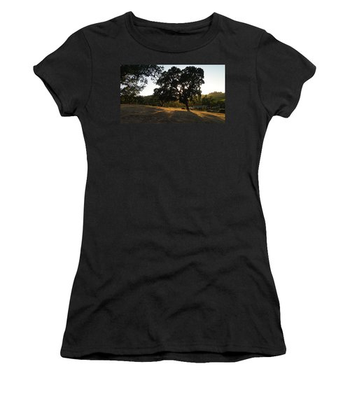 Shade Tree  Women's T-Shirt (Junior Cut) by Shawn Marlow