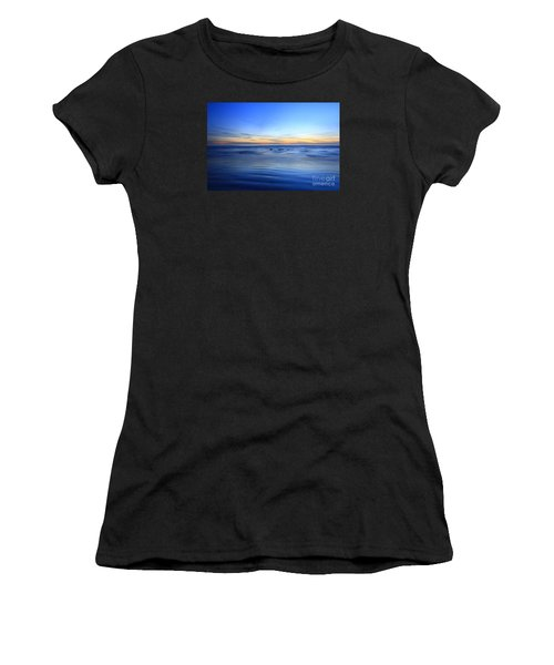 Rocks In Surf Carlsbad Women's T-Shirt