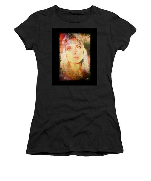 Sharon Tate - Angel Lost Women's T-Shirt (Athletic Fit)