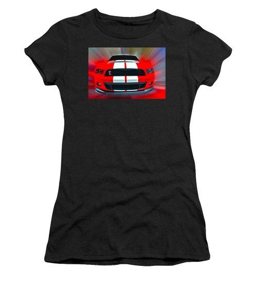 Shelby Gt 500  2013 Women's T-Shirt