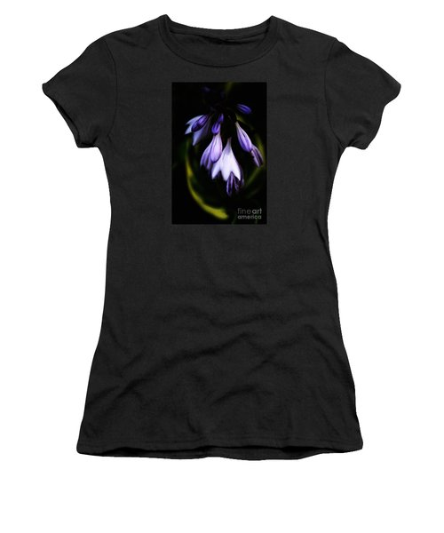 Women's T-Shirt featuring the photograph Shelter Me by Linda Shafer
