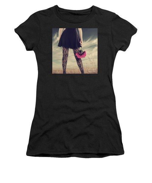 She's Got Legs Women's T-Shirt (Athletic Fit)