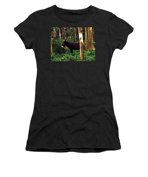 Shhh I'm Hiding Women's T-Shirt