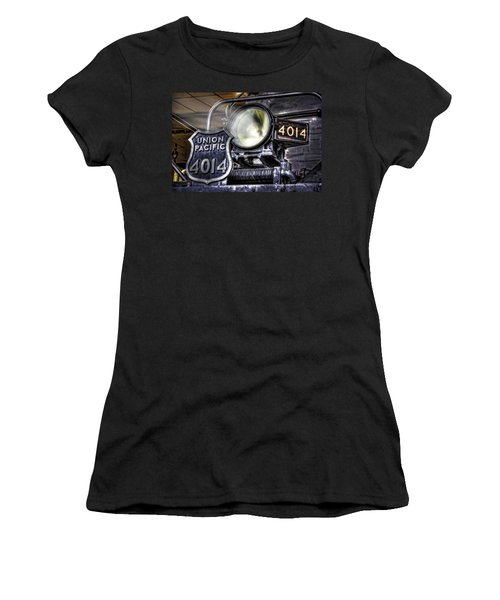 Women's T-Shirt (Junior Cut) featuring the photograph Shine Bright by Ken Smith