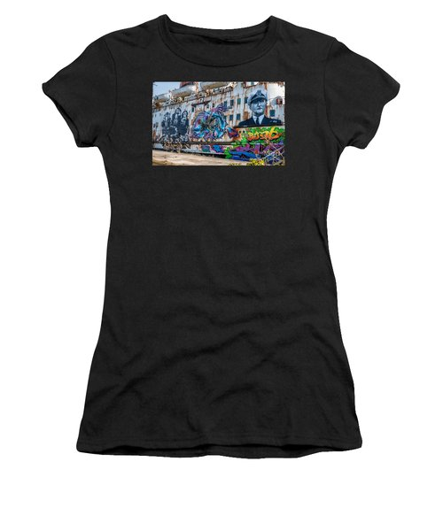 Ship Art Women's T-Shirt