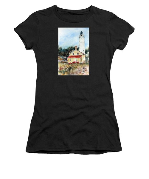 Shore Beacon Women's T-Shirt