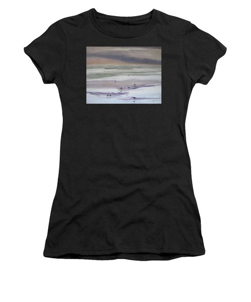 Shoreline Birds II Women's T-Shirt
