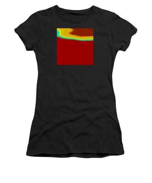 Shoreline IIi  C2014 Women's T-Shirt (Athletic Fit)