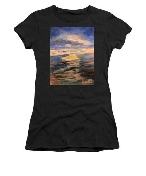 Shoreline Sunrise 11-9-14 Women's T-Shirt