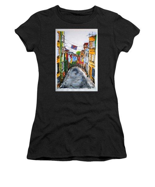 Side Street Women's T-Shirt